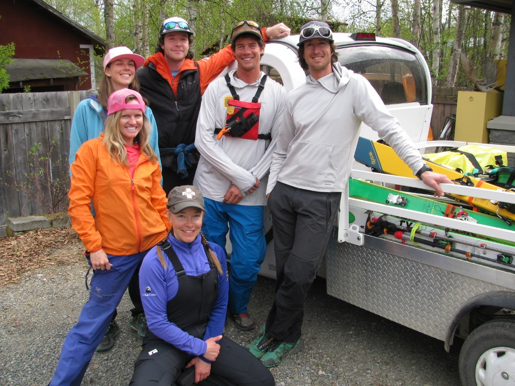 Members of Denali Patrol #2