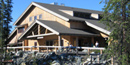Image of the Denali Visitor Center