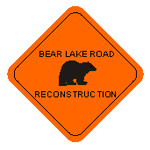Bear Lake Road Reconstruction