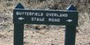 Butterfield Trail Sign