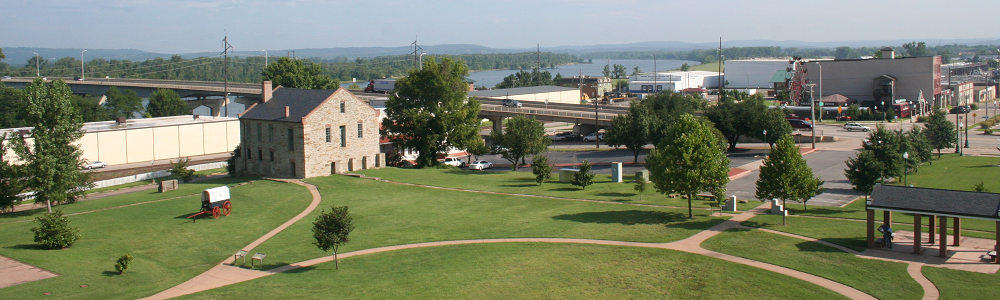 North View of Fort Smith