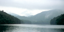 Fontana Lake is formed by Fontana Dam.