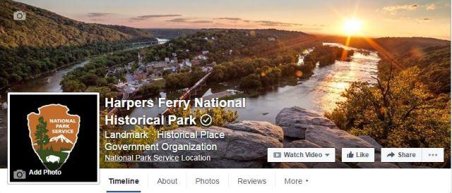 An Interactive Map Digital US National Park Service - Interactive map of us national and state parks