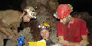 A group of three cavers / NPS file photo