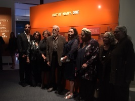 McWorter Descendants at Exhibit Preview