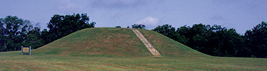 Emerald Mound, Mississippi