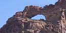 Arch at Arch Canyon trailhead