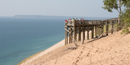 Lake Michigan Overlook, Sleeping Bear Dunes