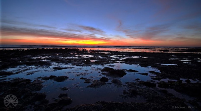 Photo of Sunset in the Tidepools