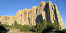 Image of Inscription Rock at El Morro National Monument