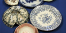 Image of Spode ceramics from the park's collections