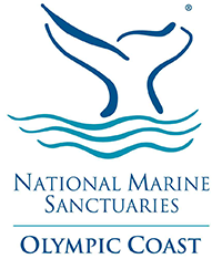 Olympic Coast National Marine Sanctuary logo