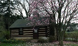 Photo of the Old Farmhouse at Wolf Trap National Park for the Performing Arts, Virginia.