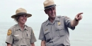 Rangers from California State Parks and the National Park Service discuss program ideas.