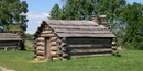 Reconstructed Soldier Cabin at Valley Forge NHP