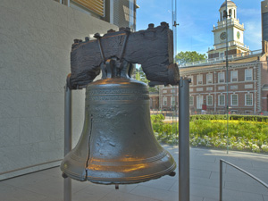 How Did The Liberty Bell Crack For Kids