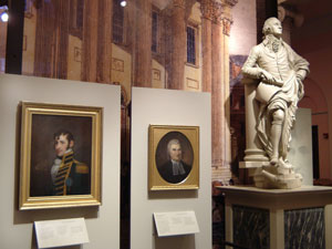 Portrait Gallery interior view