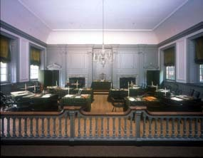 Independence National Historical Park - Independence Hall (U.S. ...