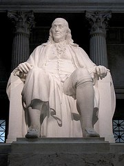 Photo of Benjamin Franklin National Memorial