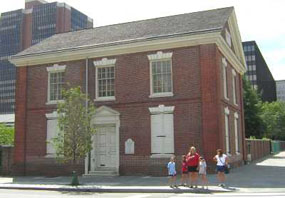 Free Quaker Meeting House