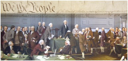 Signing of the U.S. Constitution