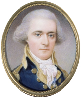 Major William Jackson Unidentified artist, c. 1795 Independence National Historical Park