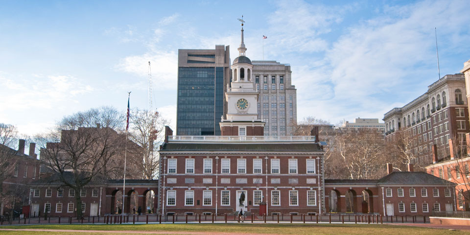 Independencehall on 6th street