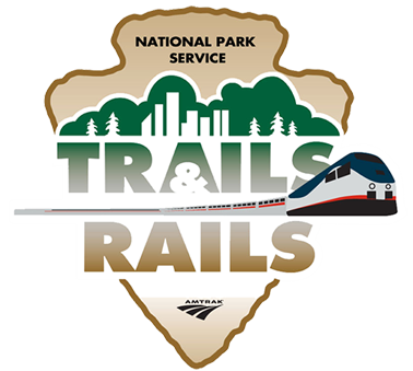 Trails and Rails Logo