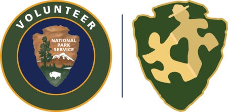 Volunteers-in-Parks Logo / Park Connection Logo