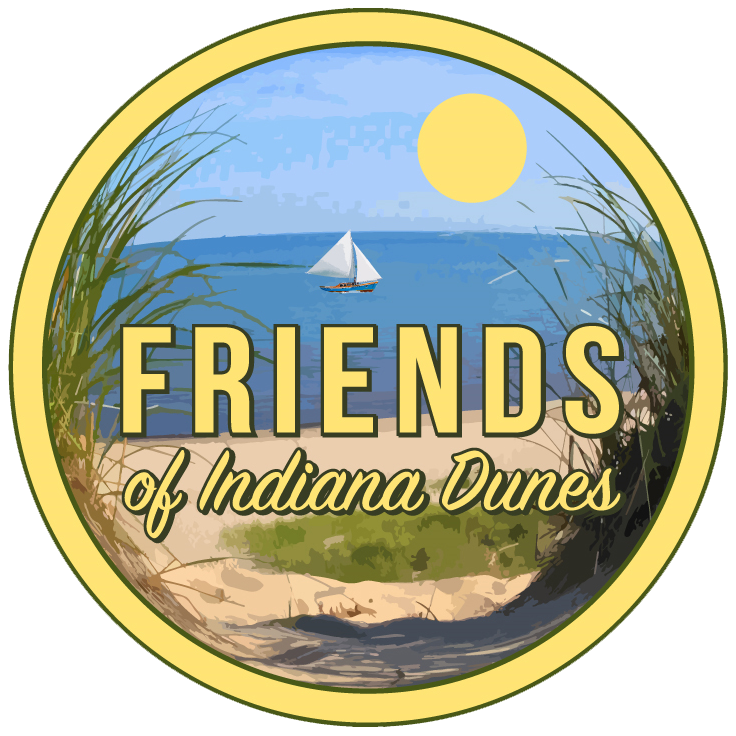 Friends of Indiana Dunes Logo