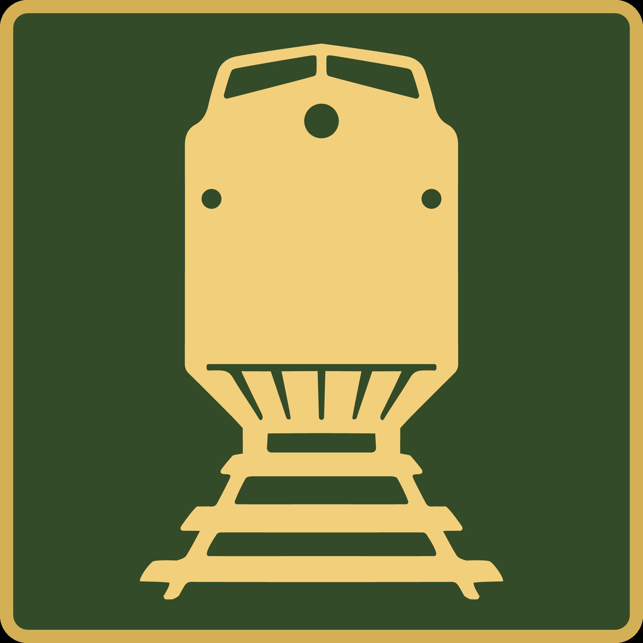 Railroad Crew Logo