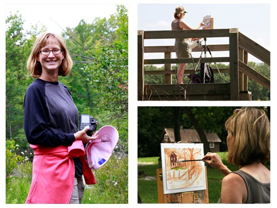 Sherri Thomas photo collage