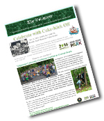 September 2015 Volunteer Newsletter