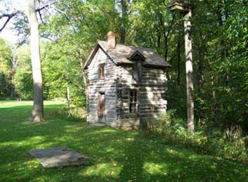 Baily brick house
