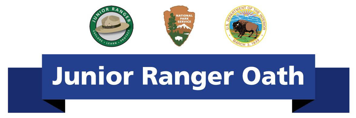 Junior Ranger Oath