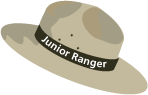 Junior Ranger Hat