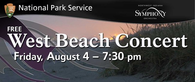West Beach Symphony Concert banner image