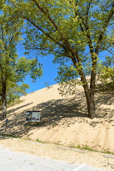 Mount Baldy Trail System Indiana Dunes National