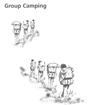 Group Camping Brochure Cover