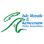 The logo for the Isle Royale and Keweenaw Parks Association.