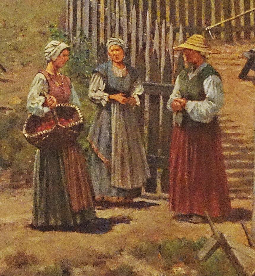 Women in jamestown