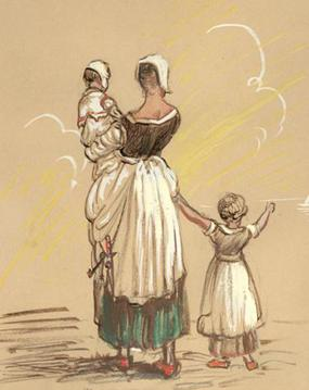 """womens status in colonial society The status of women in the colonies, the roles women had taken with the religion aspect, and the required daily chores known as """"women's work"""" would eventually require a second look into the their contributions."""