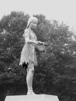 Pocahontas Her Life And Legend Historic Jamestowne Part