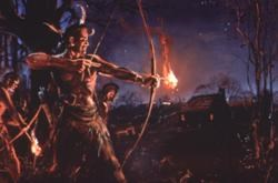 the indian uprising in virginia in 1622 1622 - the indian uprising january,  member of the virginia company, he had arrived at jamestown in september, 1608 aboard the margaret and mary.