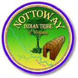 Nottoway Tribal seal as seen on their website.