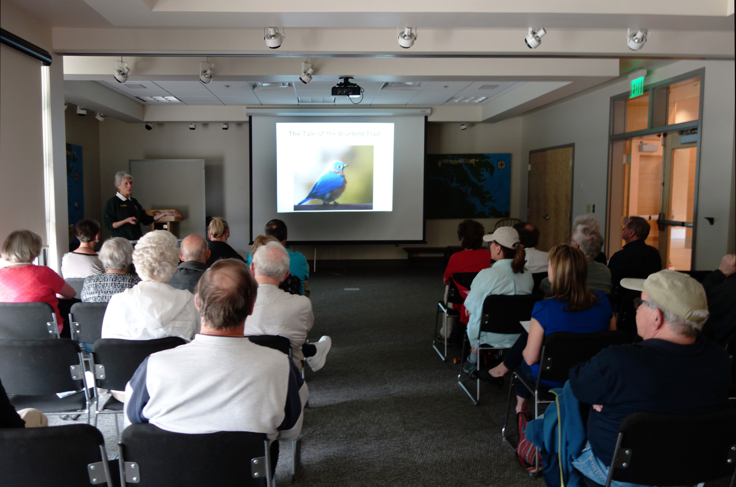 Tale of the Bluebird Interpretive Program
