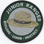 National Junior Ranger Patch