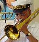 Trombonist Wendell Eugene, Oral History participant