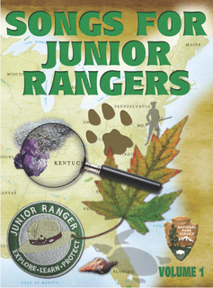 Songs for Junior Rangers CD and Lesson Plans