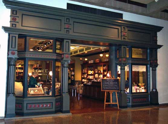 The Levee Mercantile Store